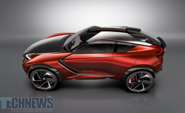 Nissan Gripz concept is a sports crossover with a Volt-like powertrain 2