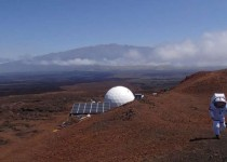One year Mars mission simulation underway in Hawaii