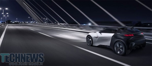 Peugeot Fractal concept car is inspired by sound 2