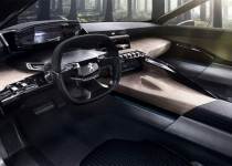 Peugeot Fractal concept car is inspired by sound 4