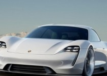 Porsche Mission E delivers 800 volt shock to Tesla