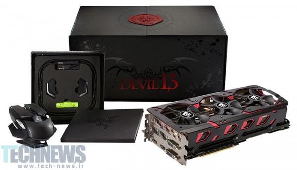 PowerColor Launches Radeon R9 390 X2 Devil13 Dual-GPU Graphics Card