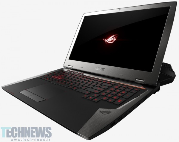 Watercooling goes mobile with the Asus GX700 gaming notebook 3