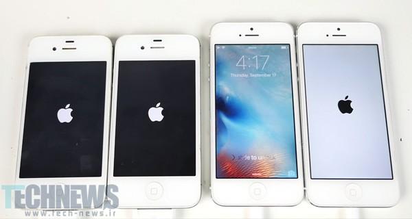ببینید: مقایسهی iOS 9 و نسخهی بتای iOS 9.1 در آيفون 4S و آیفون 5