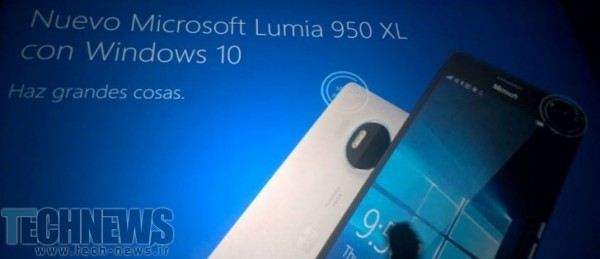 Photo of مشخصات کامل گوشیهای لومیا 950، لومیا 950 XL و لومیا 550 مایکروسافت لو رفت