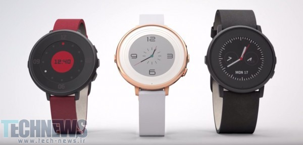 Photo of Pebble اولین ساعت هوشمند دایرهشکل خود را معرفی کرد