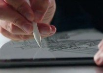 the Apple iPad Pro does and it's called the Apple Pencil 4