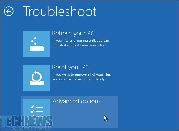 troubleshoot-advanced-options