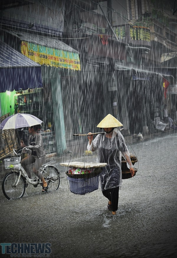 In the rain by Luu TrongDat on 500px.com