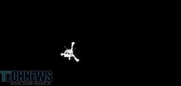 "Photo of فضانوردان در ستاره دنبالهدار ""۶۷ پی/چوریوموف-گراسیمنکو"" اکسیژن خالص یافتهاند"