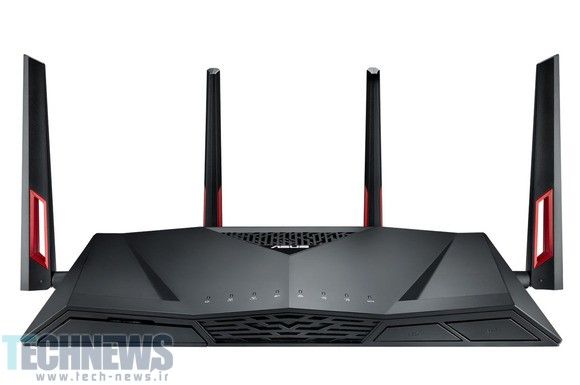 Asus' gamer-centric RT-AC88U packs more ethernet ports than any other 802.11ac router 2