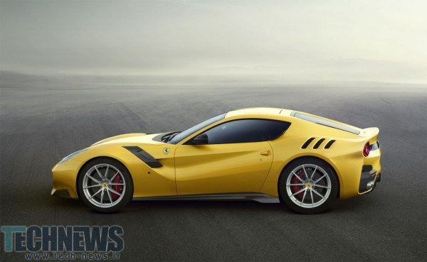 Ferrari's monster F12 TdF squeezes 769HP from super-coupe 2