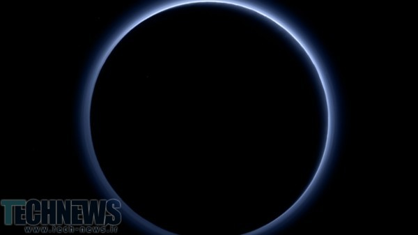 Fresh images display Pluto's atmosphere in a new light