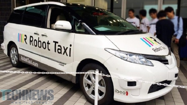 Japan will start self-driving taxi trials next year
