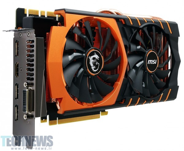 MSI Announces GeForce GTX 980 Ti Gaming Golden Edition 2