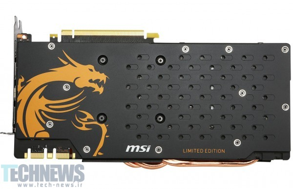 MSI Announces GeForce GTX 980 Ti Gaming Golden Edition 4