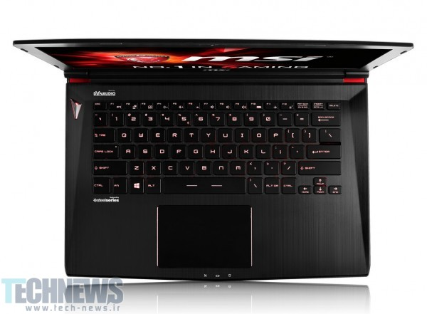 MSI Ships the GS40 Phantom Gaming Laptop 2