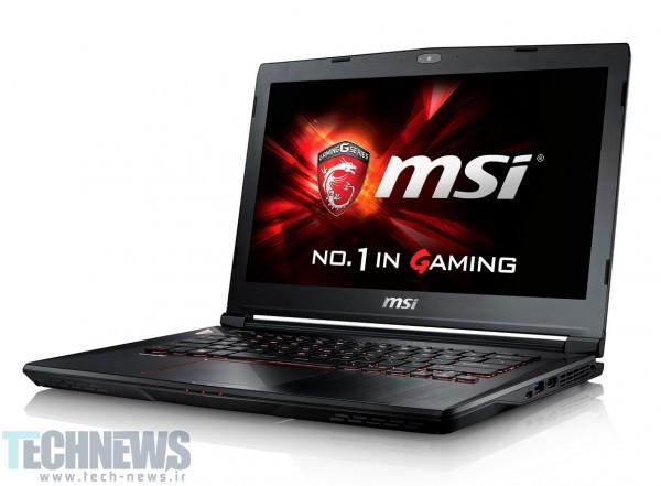 MSI Ships the GS40 Phantom Gaming Laptop