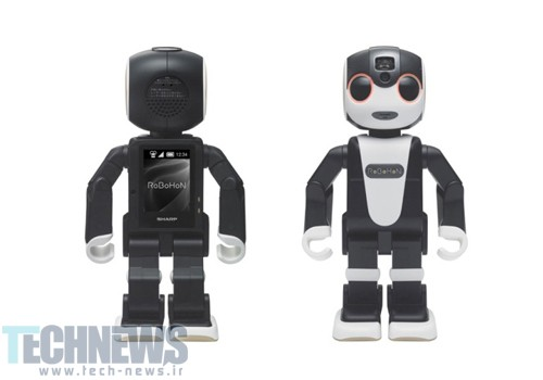 Sharp announces RoboHon, a human-shaped robot smartphone