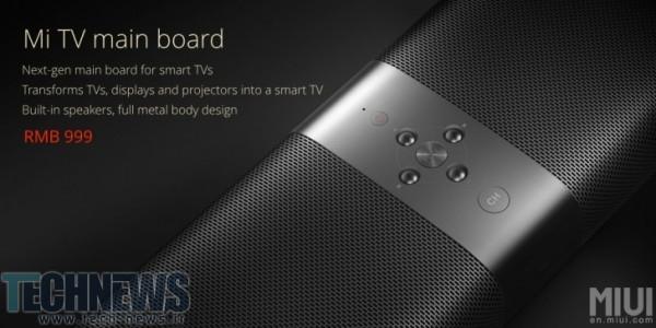 Xiaomi announces 60-inch 4K Mi TV 3 3