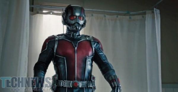 Photo of سامسونگ نسخه ویژه Ant-Man گوشی گلکسی S6 اج پلاس را عرضه کرد