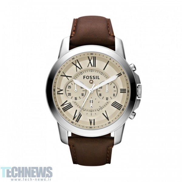 اولین ساعتهوشمند شرکت Fossil نیز به طور رسمی معرفی شد
