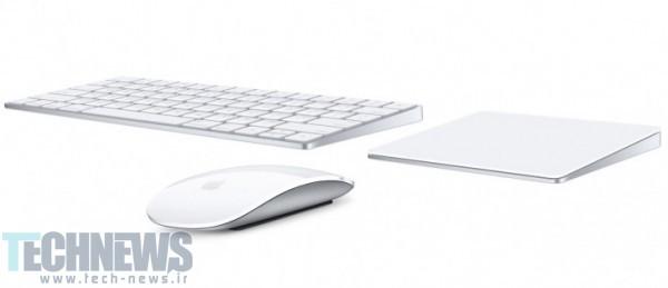 Photo of اپل لوازم جانبی جدید Magic Trackpad 2، Magic Mouse 2 و Magic Keyboard را معرفی کرد