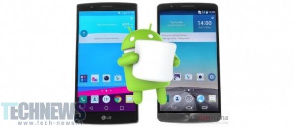 Photo of اندروید 6 مارشمالو برای الجی G3 و G4 بهزودی عرضه خواهد شد