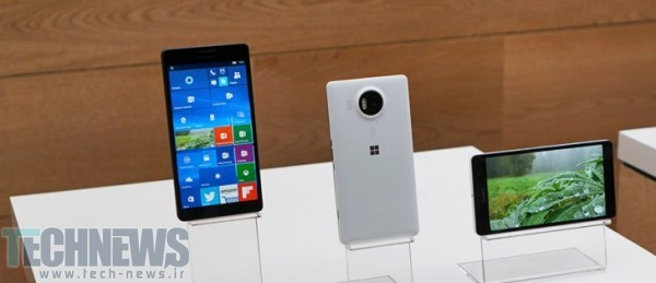 Photo of نگاهی اجمالی به سه ویندوزفون جدید مایکروسافت؛ لومیا 950، لومیا 950XL و لومیا 550