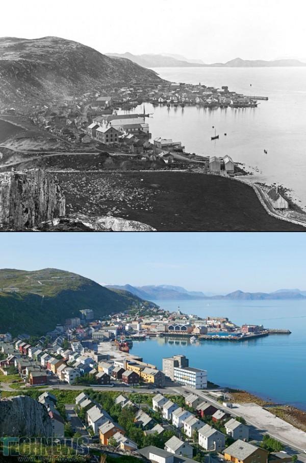 1889_-_2004_Hammerfest_by_Hammerfest_kommune_Finnmark