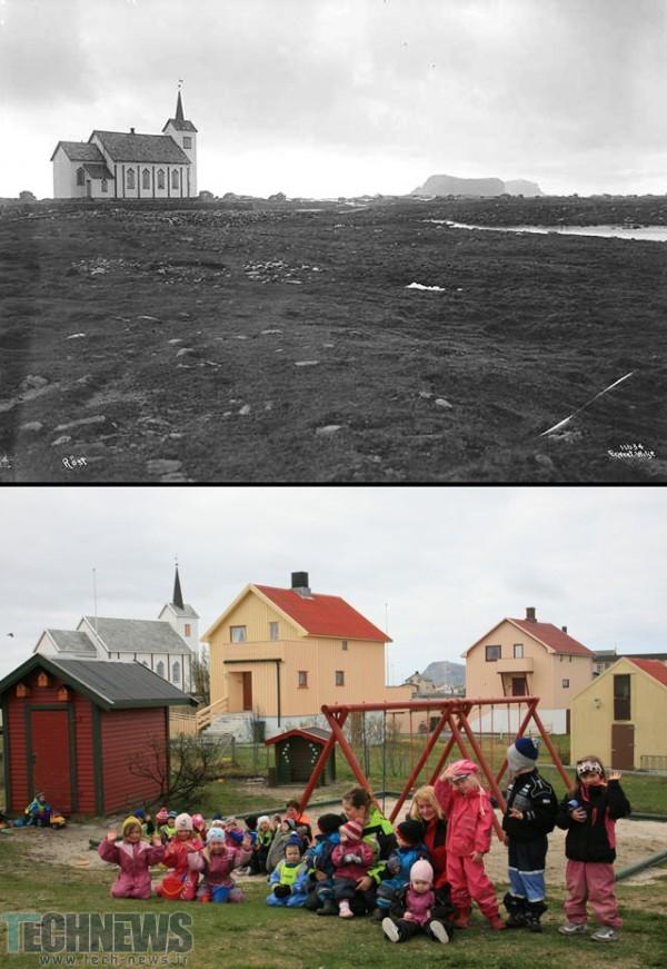 1910-2010_Roestlandet_Roest_kommune_Nordland