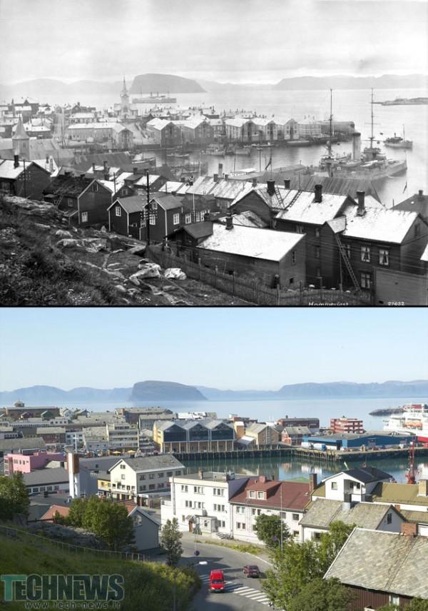 1925-2004_Hammerfest_by_Hammerfest_kommune_Finnmark_
