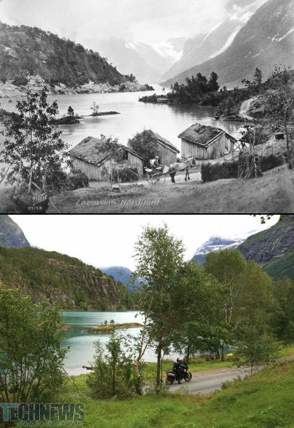 1925_-_2008_Loenvatnet_Stryn_kommune_Sogn_og_Fjordane