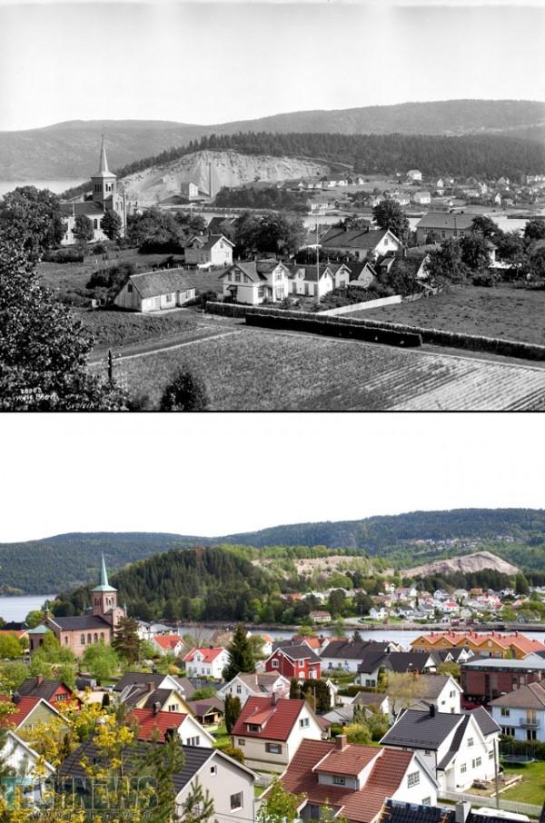 1926-2014_Sentrumsutvikling_Svelvik_kommune_Vestfold