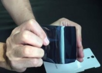 Bluboo-uses-a-3D-printer- for-the-rear-shell-of-the-Xtouch