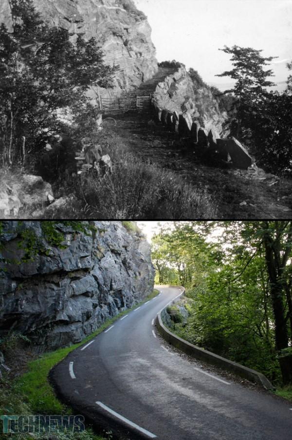 Ca_1940-2014_Dalevegen_Rennesoey_kommune_Rogaland
