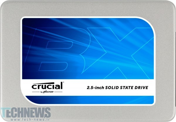 Crucial Announces the BX200 Solid State Drive 2