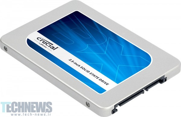 Crucial Announces the BX200 Solid State Drive
