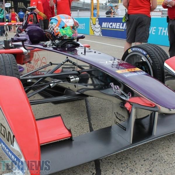 Formula E announces first-ever autonomous driving racing series