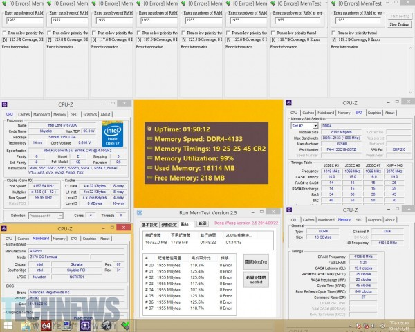 G.SKILL Boosts DDR4 8GB Module Speed Up to 4133MHz 16GB 2