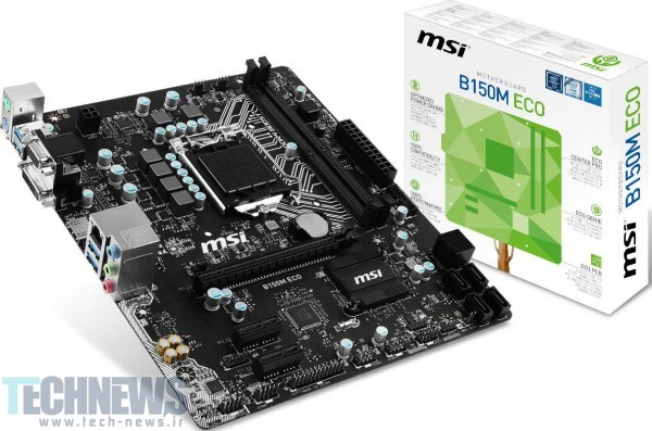 MSI Announces ECO Series Socket LGA1151 Motherboards 3