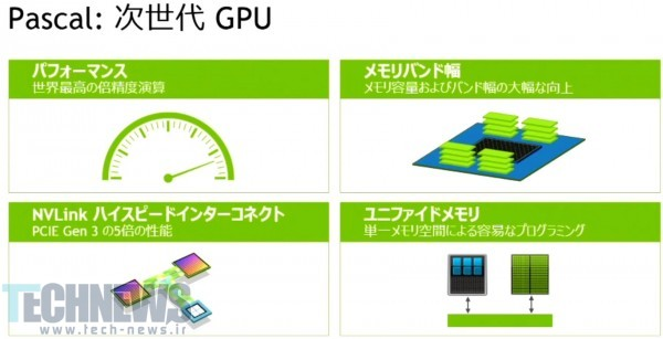 NVIDIA Details Pascal Some More at GTC Japan