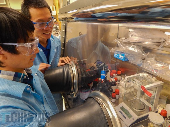 Researchers discover hydrogen treatment brings better batteries 2
