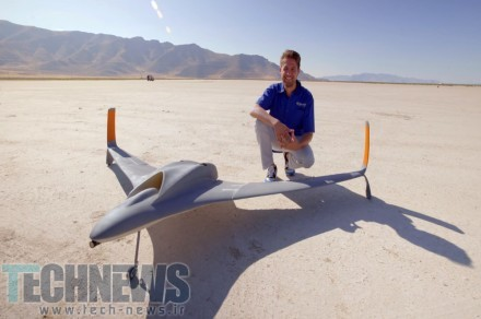 THE WORLD'S LARGEST 3D-PRINTED DRONE IS ALSO ITS FASTEST, CLOCKING IN AT 150 MPH