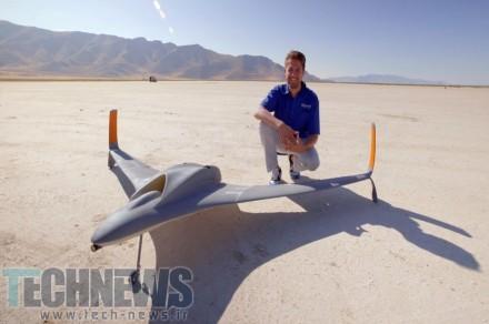 Photo of بزرگترین پهباد ساختهشده با فناوری پرینت سهبعدی، سریعترین پهباد نوع خود است؛ 150 مایل در ساعت