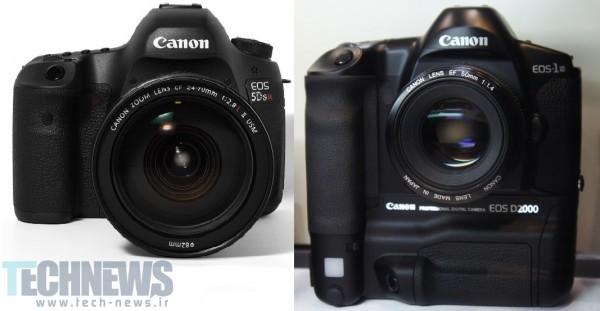 Photo of مقایسه تصاویر ثبت شده توسط دو دوربین DSLR قدیمی و جدید کنون؛ بررسی تکنولوژی امروزی و 17 سال پیش!