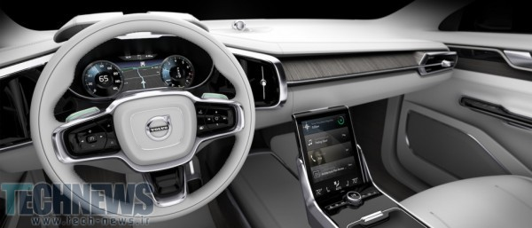 Volvo Concept 26 Shows Autonomous Can be Pretty, too
