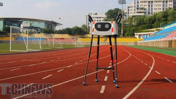 ربات جدید چین، موفق به شکستن رکورد بیشترین مسافت طی کرده شد