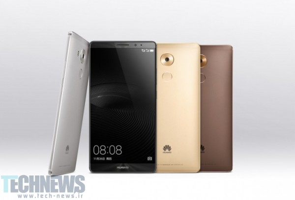 Huawei Mate 8 goes official with 6-inch display, Kirin 950 SoC