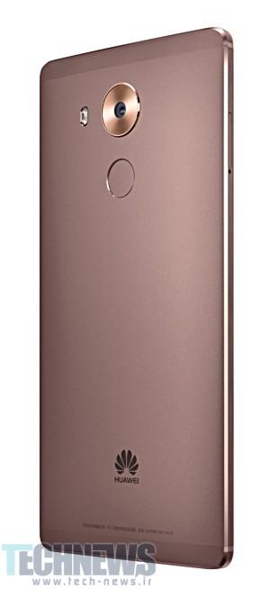 هوآوی رسما از Mate 8 رونمایی کرد؛ صفحهنمایش 6 اینچی به همراه چیپست Kirin 950